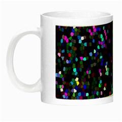 Glitter 1 Glow In The Dark Mug by MedusArt