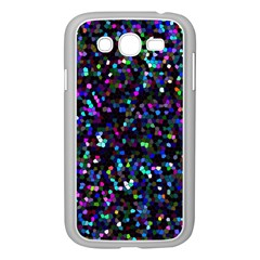 Glitter 1 Samsung Galaxy Grand Duos I9082 Case (white) by MedusArt