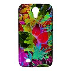 Floral Abstract 1 Samsung Galaxy Mega 6 3  I9200 by MedusArt