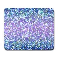Glitter2 Large Mouse Pad (rectangle) by MedusArt