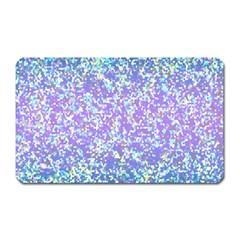 Glitter2 Magnet (rectangular) by MedusArt