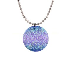 Glitter2 Button Necklace by MedusArt