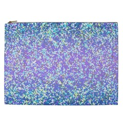 Glitter2 Cosmetic Bag (xxl) by MedusArt