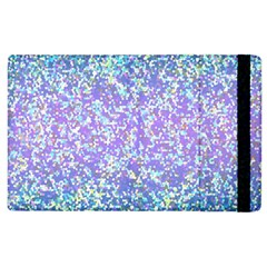 Glitter2 Apple Ipad 2 Flip Case by MedusArt