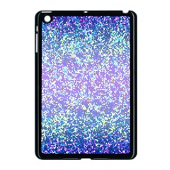 Glitter2 Apple Ipad Mini Case (black) by MedusArt