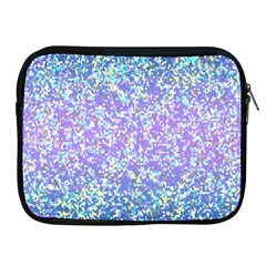 Glitter2 Apple Ipad Zippered Sleeve