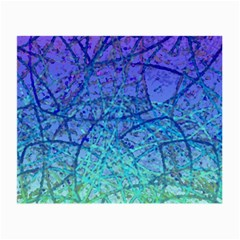 Grunge Art Abstract G57 Small Glasses Cloth by MedusArt
