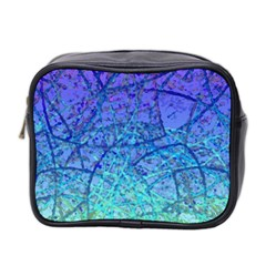 Grunge Art Abstract G57 Mini Toiletries Bag (two Sides) by MedusArt