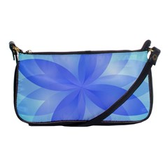 Abstract Lotus Flower 1 Evening Bag by MedusArt