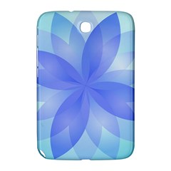 Abstract Lotus Flower 1 Samsung Galaxy Note 8 0 N5100 Hardshell Case  by MedusArt