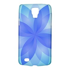 Abstract Lotus Flower 1 Samsung Galaxy S4 Active (i9295) Hardshell Case by MedusArt
