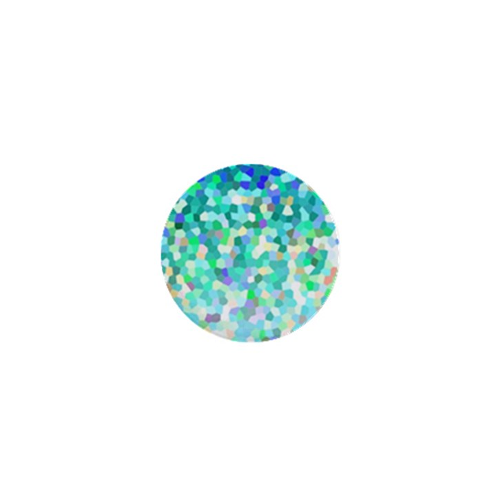 Mosaic Sparkley 1 1  Mini Button