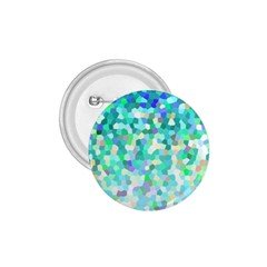 Mosaic Sparkley 1 1 75  Button by MedusArt