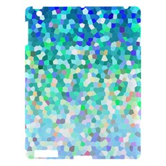 Mosaic Sparkley 1 Apple Ipad 3/4 Hardshell Case by MedusArt
