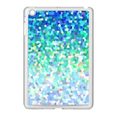 Mosaic Sparkley 1 Apple Ipad Mini Case (white) by MedusArt