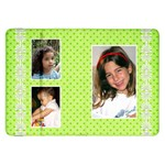Little princess 2 Samsung Galaxy 8.9  P7300 Flip Case - Samsung Galaxy Tab 8.9  P7300 Flip Case