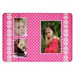 Little princess  Samsung Galaxy 8.9  P7300 Flip Case - Samsung Galaxy Tab 8.9  P7300 Flip Case