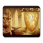 King s Forge - Unicorn  - Large Mousepad