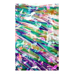 Sea Creatures Shower Curtain 48  X 72  (small) by Contest1848470