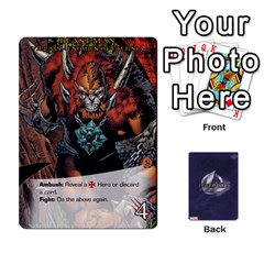 Heman Expansion1 By Mark   Playing Cards 54 Designs   Qlro9vd0y2qk   Www Artscow Com Front - Diamond9