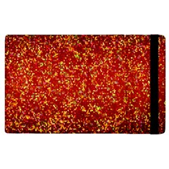 Glitter 3 Apple Ipad 2 Flip Case by MedusArt