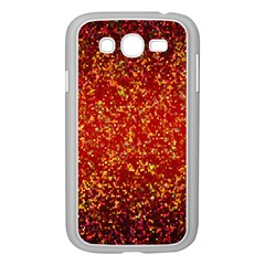 Glitter 3 Samsung Galaxy Grand Duos I9082 Case (white) by MedusArt