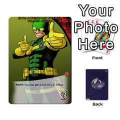 Legendary Villains 1 By Mark   Playing Cards 54 Designs   Agb47bvzb0at   Www Artscow Com Front - Diamond3