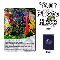 Jack Legendary Batfamily1 By Mark   Playing Cards 54 Designs   Czt9ekx1vi6u   Www Artscow Com Front - ClubJ