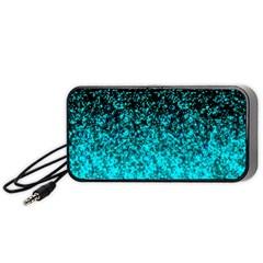 Glitter Dust 1 Portable Speaker (black)