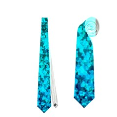 Glitter Dust 1 Necktie (two Sided) by MedusArt