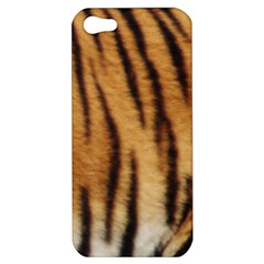 Tiger Coat2 Apple Iphone 5 Hardshell Case