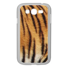 Tiger Coat2 Samsung Galaxy Grand Duos I9082 Case (white) by BrilliantArtDesigns