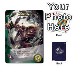Legendary Expansion5 By Mark   Playing Cards 54 Designs   9q82qk7dvb8w   Www Artscow Com Front - Heart7