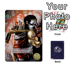 Ace Legendary Expansion5 By Mark   Playing Cards 54 Designs   9q82qk7dvb8w   Www Artscow Com Front - HeartA