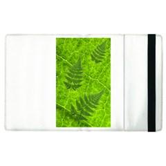 Leaf & Leaves Apple Ipad 2 Flip Case by BrilliantArtDesigns