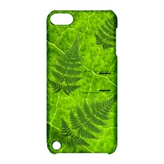 Leaf & Leaves Apple Ipod Touch 5 Hardshell Case With Stand by BrilliantArtDesigns