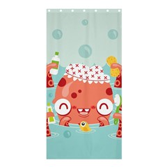Mr  Bubbles Shower Curtain 36  X 72  (stall) by Contest1771648