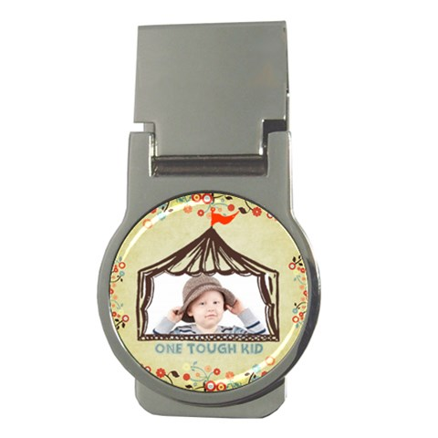 Kids By Kids   Money Clip (round)   F31b0mgmxb0p   Www Artscow Com Front