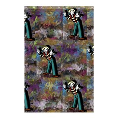 Mime Shower Curtain 48  X 72  (small) by Contest1852090