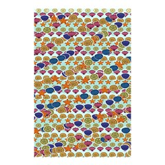 Sea Shells Shower Curtain 48  x 72  (Small) by Contest1852090