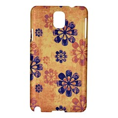 Funky Floral Art Samsung Galaxy Note 3 N9005 Hardshell Case by Colorfulart23