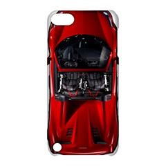 Ferrari Sport Car Red Apple iPod Touch 5 Hardshell Case with Stand by BrilliantArtDesigns