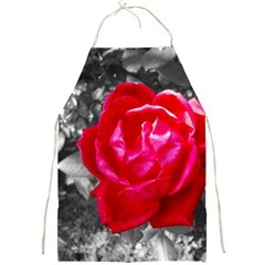 Red Rose Apron by jotodesign