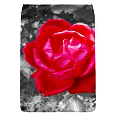Red Rose Removable Flap Cover (small) by jotodesign