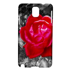 Red Rose Samsung Galaxy Note 3 N9005 Hardshell Case
