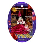 Disney Cruise 2013-6 - Ornament (Oval)
