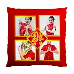 Chinese New Year By Ch   Standard Cushion Case (two Sides)   Mtgbizgrx0b8   Www Artscow Com Back