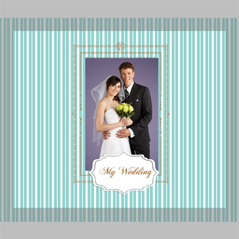 Wedding By Paula Green   Deluxe Canvas 24  X 20  (stretched)   8f4j6wjyfuwj   Www Artscow Com 24  x 20  x 1.5  Stretched Canvas