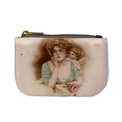 Vintage Valentine Coin Change Purse by EndlessVintage