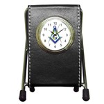 S-C GMOTMS Pen Holder Desk Clock